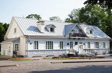 Музей, мемориальная комната Элизы Ожешко