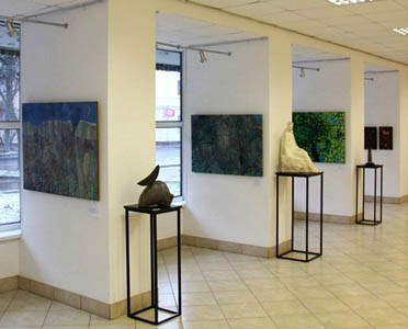 Гродненский выставочный зал